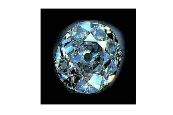 世界十大钻石排行榜 第一名为库利南,重达3106克拉
