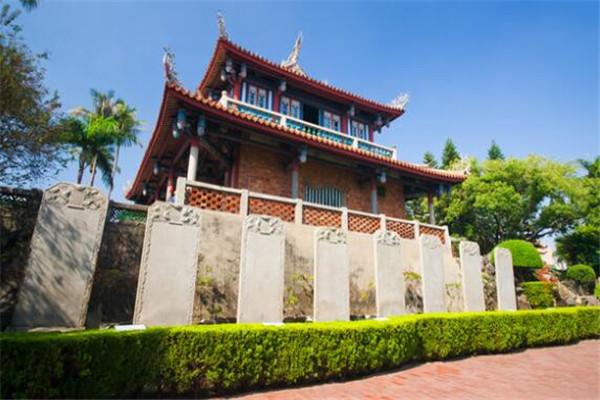 台南最好玩的地方推荐 台南好玩的地方排行榜