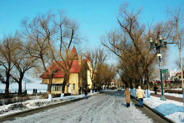 5、伏尔加庄园