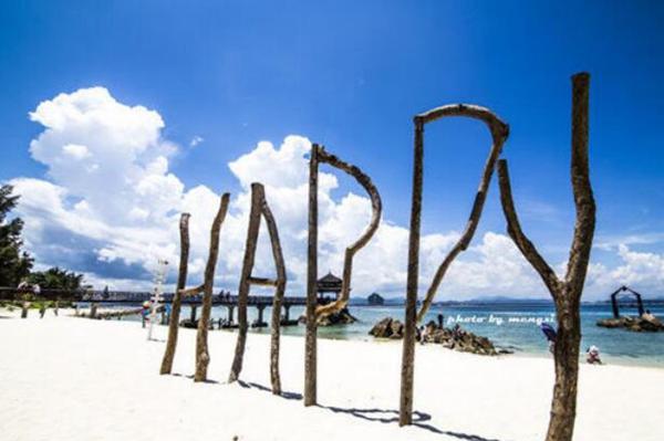 中国最美八大海滩,风景独美,亚龙湾号称天下第一湾