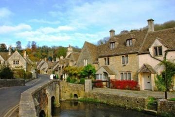 英國十大最美的小鎮,童話故事中的小鎮,你喜歡哪一種