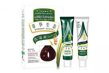 纯天然植物染发剂排名,十大知名品牌草本染发剂推荐