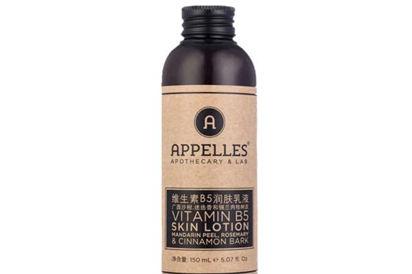 澳洲十大补水护肤品排行榜 Appelles乳液上榜(知名度假村常用)