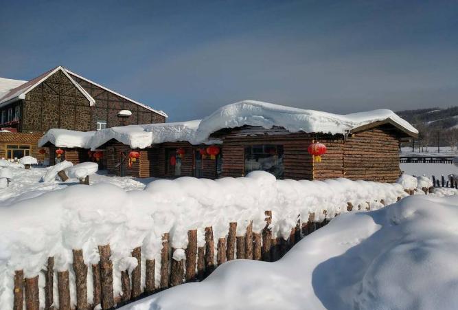 内蒙古冬季旅游景点 领略别样的蒙古景色