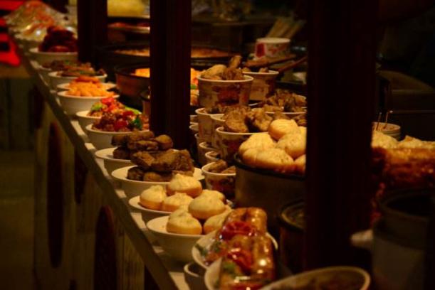 全国十大小吃街排行榜 最正宗的特色小吃,你去过几个
