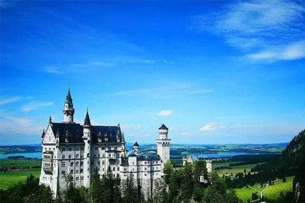 德国十大最美小镇,择一城而终老,人生必去系列