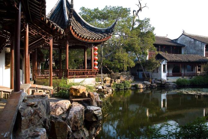"""苏州景点排名前十 拙政园上榜,第六是""""中国第一水乡"""""""