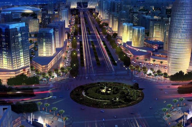 黑龙江城市大小排名 哈尔滨位列榜首,大庆仅列第七