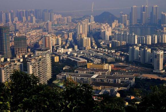 全国百强区排名2018,广东一省几乎包揽前十