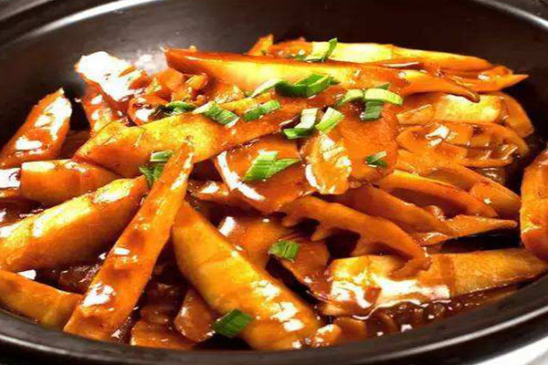 杭州三十六个名菜,有没有一道是你曾吃过的呢
