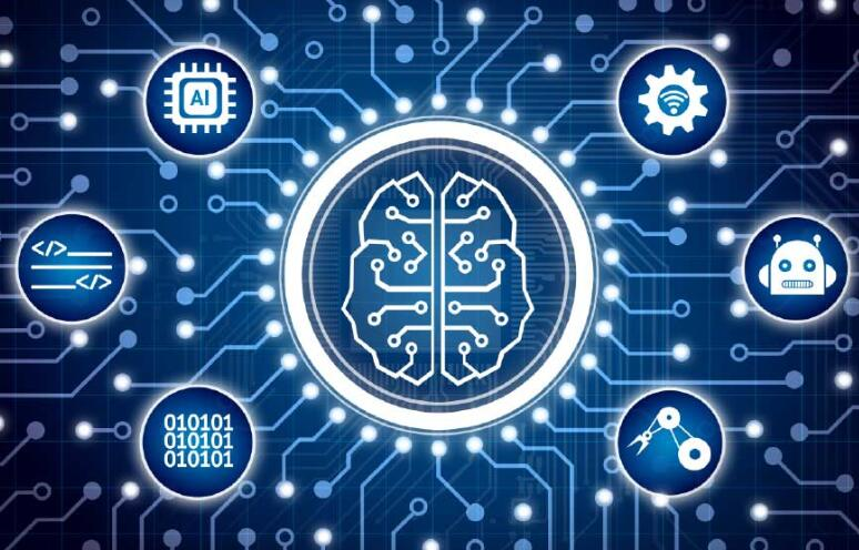 国内人工智能企业排名:百度/腾讯/华为前三,阿里第4