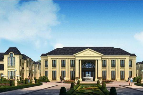 合肥十大最美别墅 滨湖城位列第一,万城第九