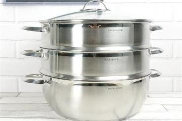 不锈钢蒸锅哪个牌子好?不锈钢蒸锅十大品牌排行榜