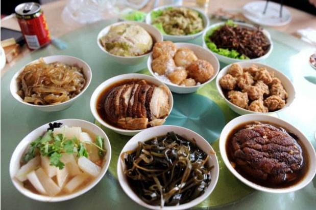 河北十大名菜 第四以李鸿章命名,第二最受欢迎
