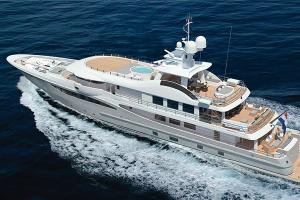 超級富豪的玩物!盤點世界十大頂級游艇品牌(中國海星上榜)
