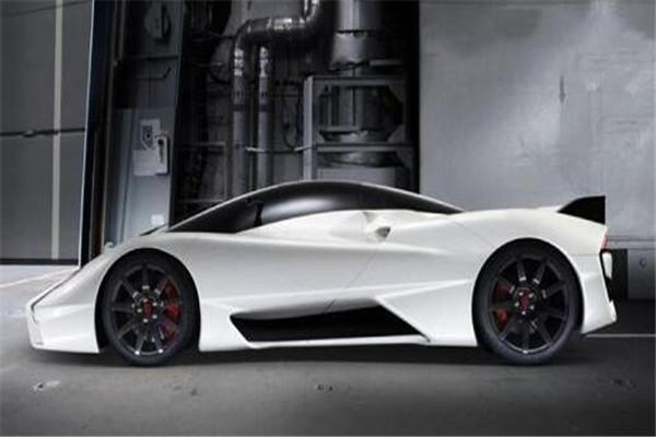 世界十大速度最快的车,原来布加迪不是最快,第六速度达437km/h