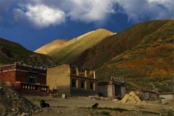 西藏十大名村,扎西岗村上榜,第四美到哭