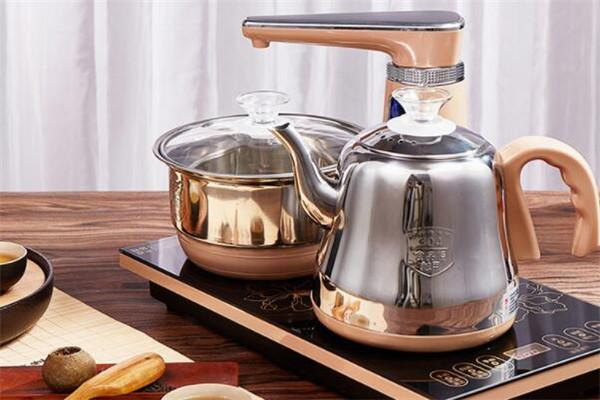 自动抽水烧水壶哪款好?自动抽水烧水壶排行榜推荐