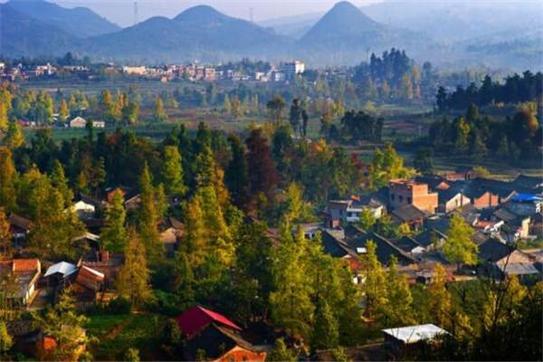 广西十大名村,大陆村上榜,崖宜村被称为人间天堂