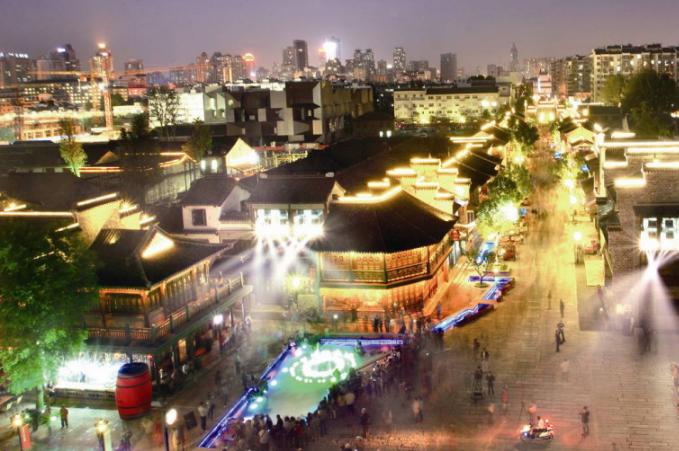 南京八大小吃街 吃货必去,你都听说过吗