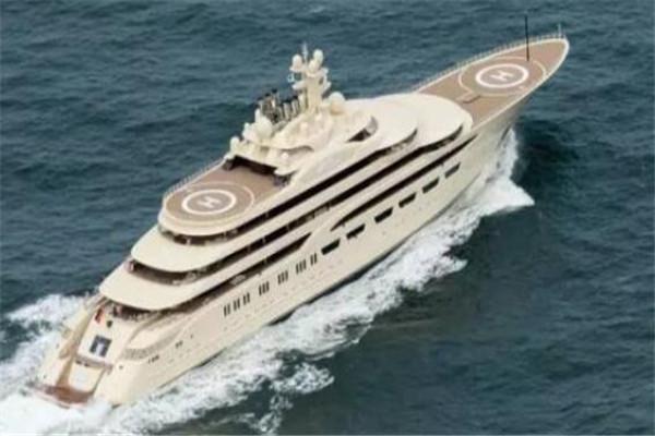 世界十大游艇品牌,圣汐被誉为海上的劳斯莱斯