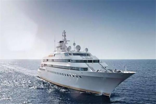世界十大私人豪华游艇,日蚀号上榜,第一价值300亿元人民币