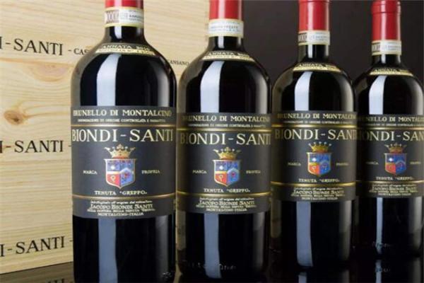 意大利哪些牌子的红酒好喝?意大利三大红酒品牌推荐