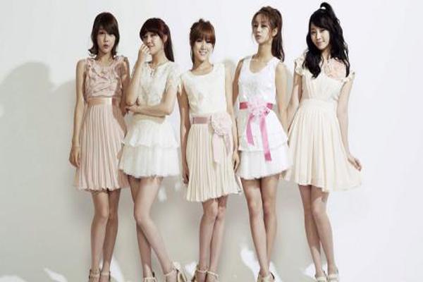 韩国女团前十 少女时代登首榜 第二名竟然是这个组合(我服了)