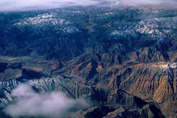 山海经中的十大仙境