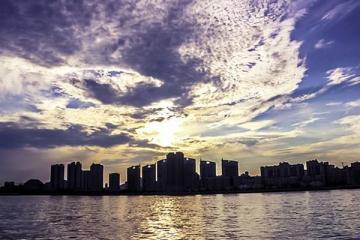 十大最适合养老的三线城市:辽宁丹东每天都有蔚蓝天空
