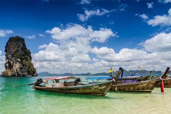 泰国女星度假胜地