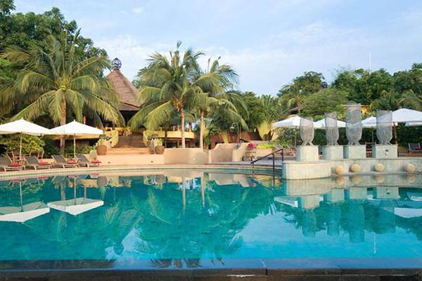 泰国十大酒店