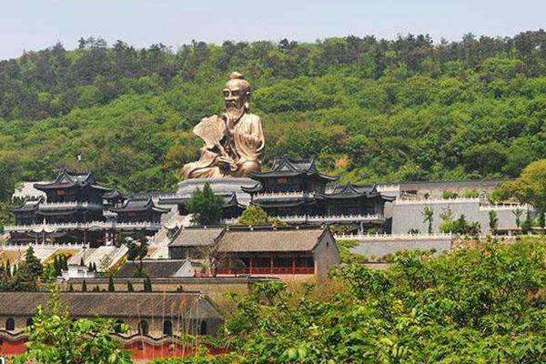 中国十大奇山