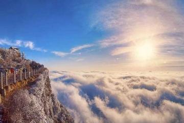 中国十大奇山:黄山居然不在其中,各山有各山的特色