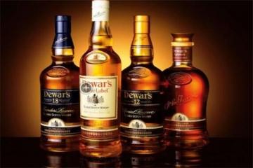 世界三大名酒,茅台酒/威士忌/白兰地