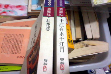 臺灣十大女作家之首與瓊瑤為好友,三毛竟然委居第二名