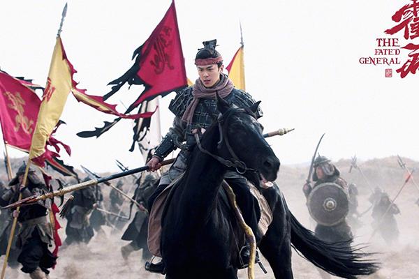 中国历史十大统帅排名