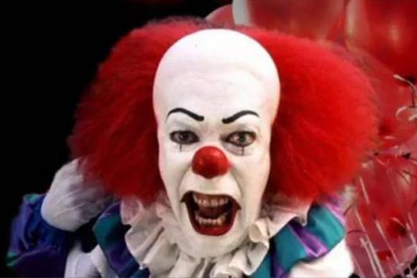 世界小丑排名前十