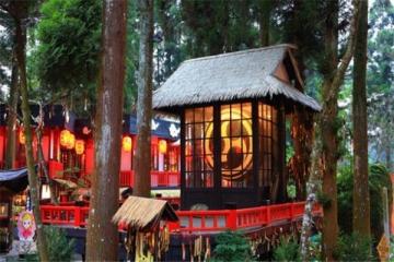 台湾特色名村,溪头妖怪村上榜,第一很有意思
