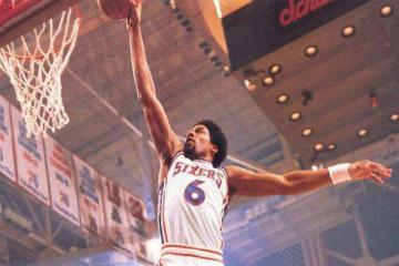 NBA十大小前锋 人称J博士排名第二,你喜欢的球星上榜了没