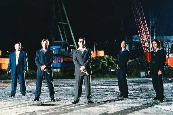 中国十大社团电影 男人之间的江湖恩怨,你看过几部