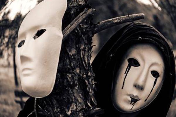 世界上十大恐怖面具