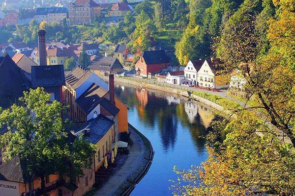 全球十大最美城镇