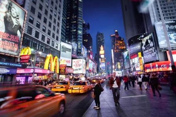 世界十大城市排名