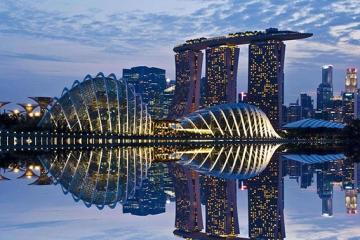 世界十大城市排名:魔都和首都北京上榜!