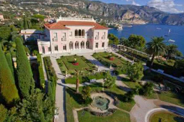 法国最美十大别墅