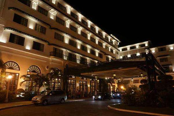 菲律宾马尼拉酒店排行