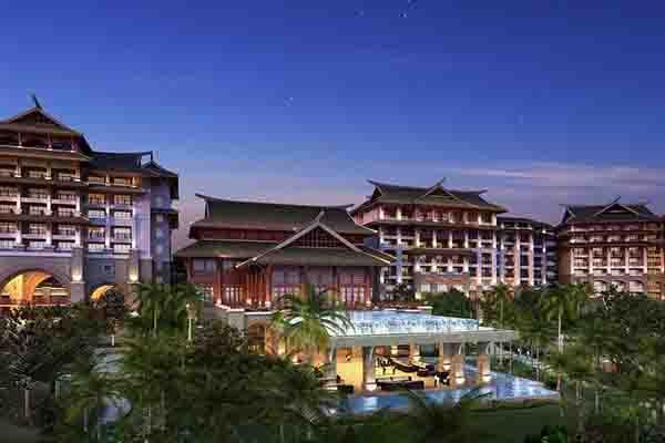 海口十大顶级酒店
