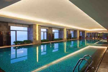 湖北十大顶级酒店:小心因为一家酒店而爱上一座城喔!