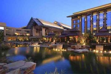 昆明十大顶级酒店:周边景点众多是全家旅行的理想居所